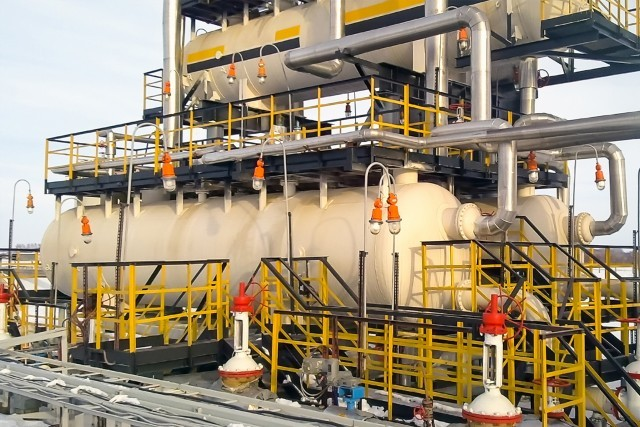 Well Separation Oil And Gas 2