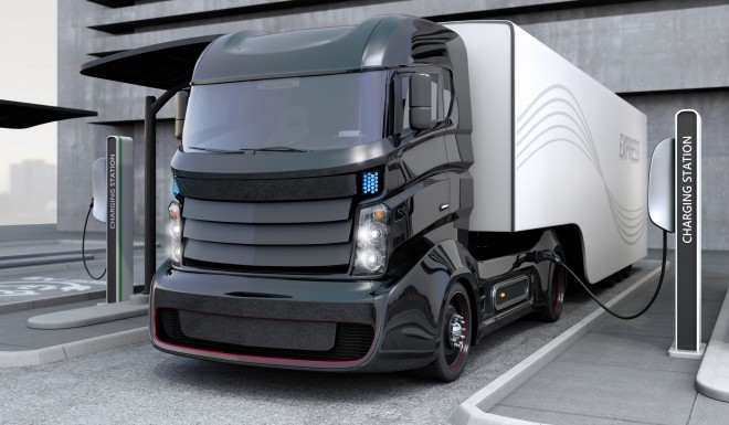 Electric Truck Cropped