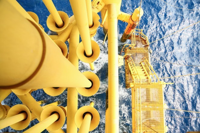 Oil And Gas Pipe Image